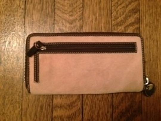 Juicy Couture Velour Zipper Wallet