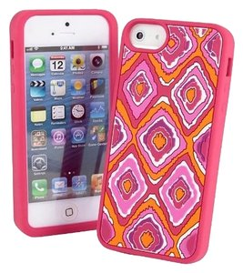 Vera Bradley Vera Bradley Soft Frame Case for iPhone 5, Clementine