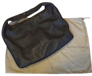 Bottega Veneta Maxi Braided Leather Hobo Bag