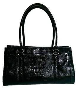 Sag Harbor Satchel in Black