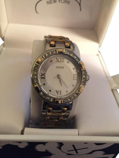 Guess Guess two tone watch