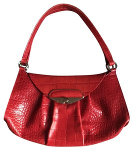 Furla Satchel in Red