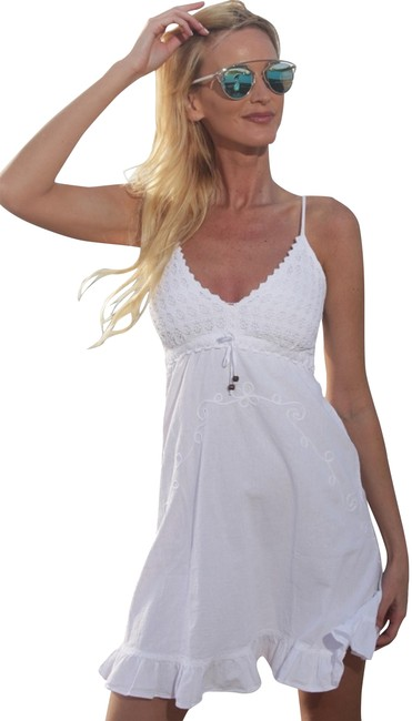 Preload https://item5.tradesy.com/images/lirome-white-organic-cotton-crochet-straps-alikora-empire-mini-short-casual-dress-size-8-m-3561379-0-5.jpg?width=400&height=650