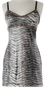 Betsey Johnson Animal Print Dress