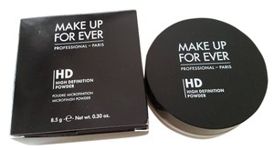 MAKE UP FOR EVER Make Up Forever HD Microfinish Face Powder Full size 8.5 g / 0.30 oz