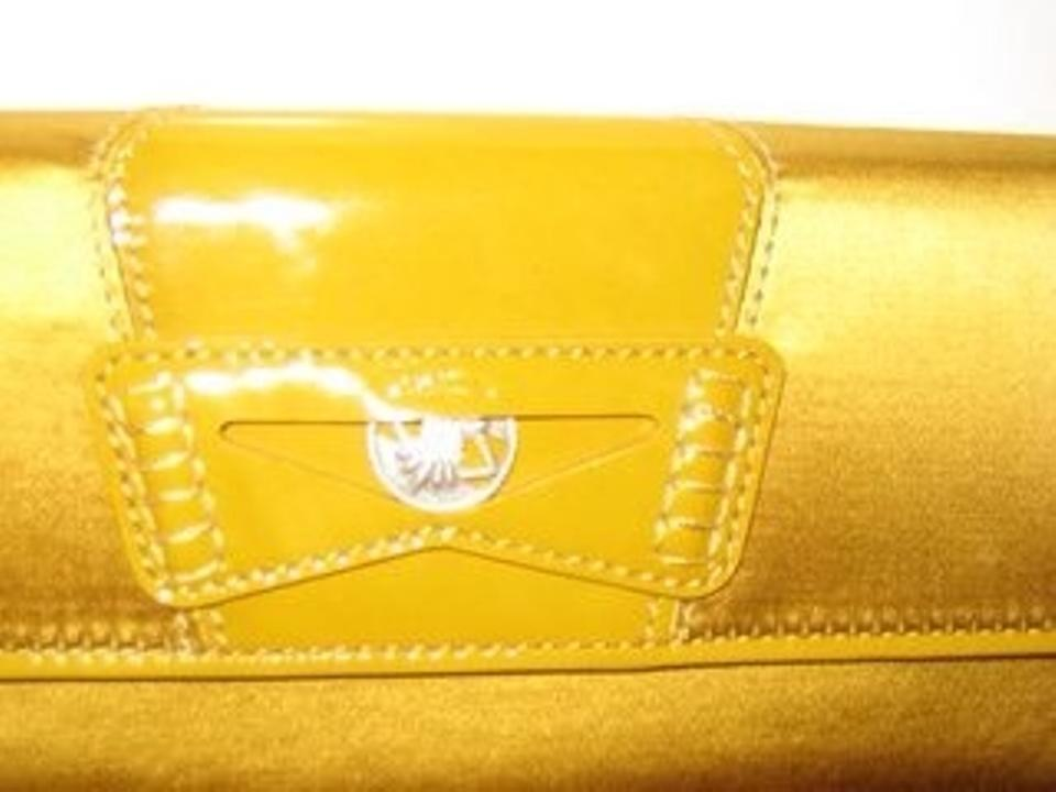 Penny Gold Cole Haan Penny Cole Clutch Gold Clutch Haan anvY0vAqw