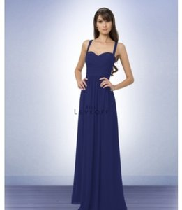 Bill Levkoff Navy Blue 769 Dress