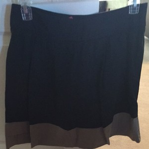 Old Navy Skirt Black/khaki