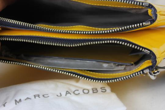 Marc by Marc Jacobs Spring Patent Leather Cross Body Bag