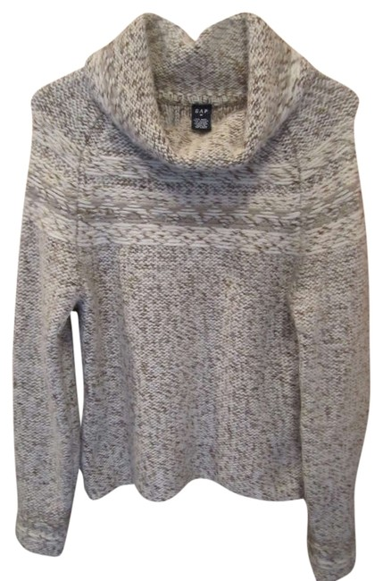 Preload https://item5.tradesy.com/images/gap-taupe-sweaterpullover-size-8-m-356204-0-0.jpg?width=400&height=650