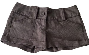 Charlotte Russe Shorts Brown/Tan