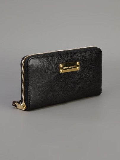 Marc Jacobs Marc Jacobs The Deluxe Wallet C3PE107 in Black