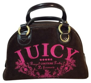 Juicy Couture Speedy Satchel in Brown