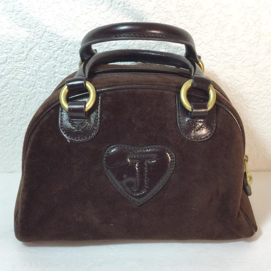 Juicy Couture Speedy Gucci Louis Vuitton Tory Burch Satchel in Brown