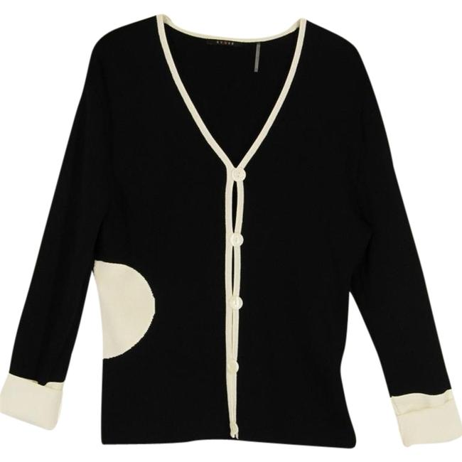 Preload https://item2.tradesy.com/images/cyrus-white-cardigan-sweater-3562396-0-0.jpg?width=400&height=650