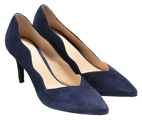 Preload https://item1.tradesy.com/images/cole-haan-india-ink-lucille-pumps-size-us-7-regular-m-b-3562645-0-0.jpg?width=440&height=440