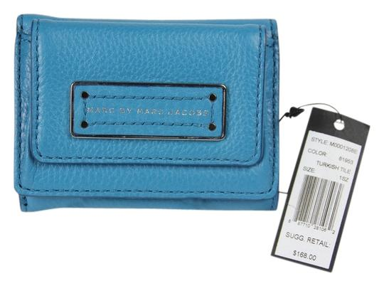 Preload https://item3.tradesy.com/images/marc-by-marc-jacobs-turkish-tile-blue-billfold-m0001208e-blue-wallet-3562657-0-0.jpg?width=440&height=440