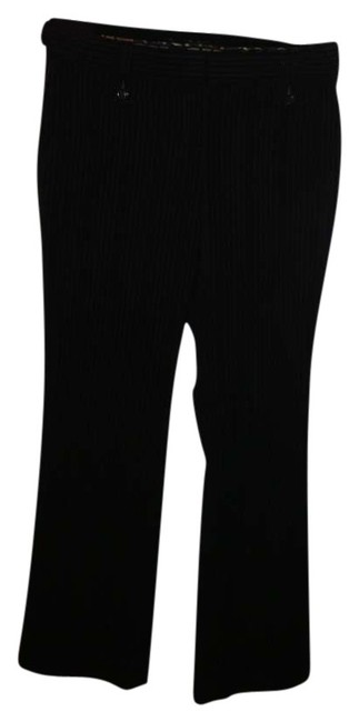 Express Sexy Editor Comfortable Work Boot Cut Pants Dark brown
