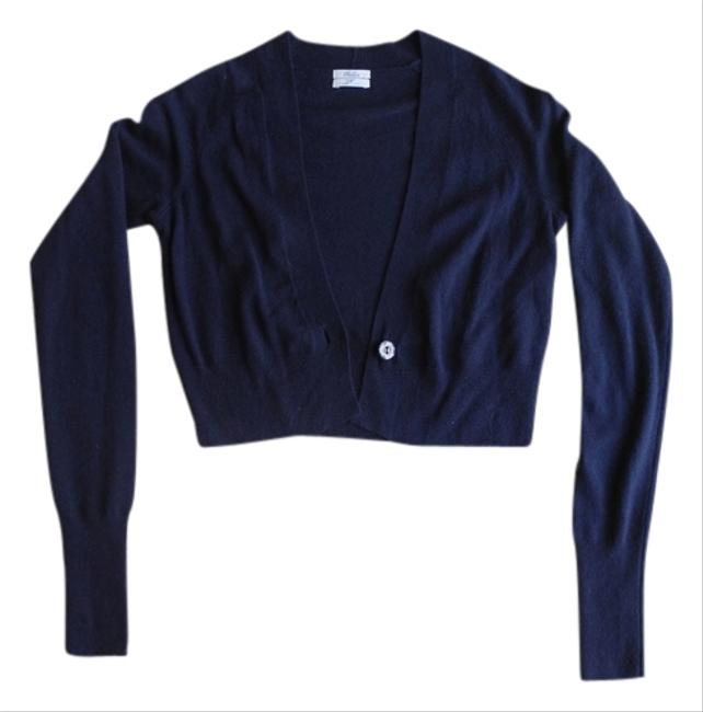Preload https://item5.tradesy.com/images/madewell-navy-cropped-sweaterpullover-size-4-s-3563284-0-0.jpg?width=400&height=650