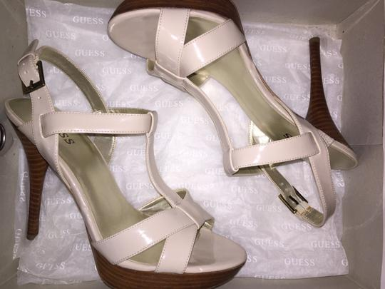 Guess Light Natural Wedges