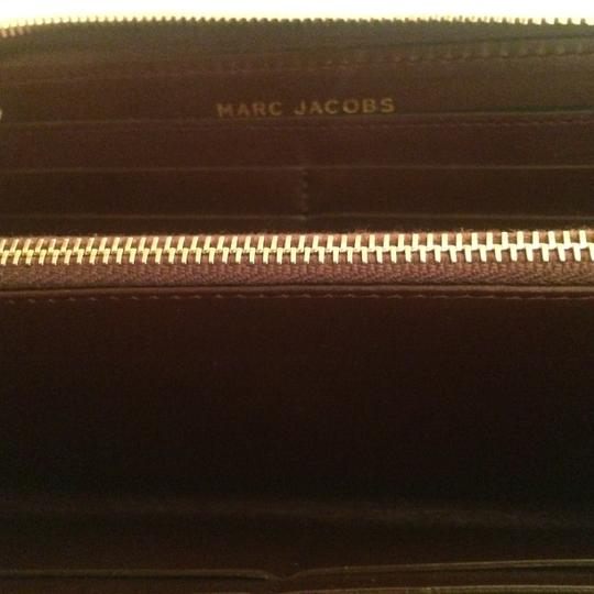 Marc Jacobs Marc Jacobs The Deluxe Wallet C0001025 in Chestnut