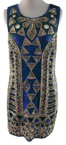 Needle & Thread Need Shift Sequin Dress