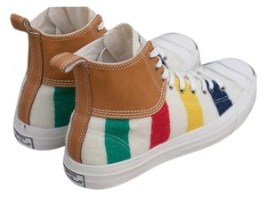 Converse - Hudson Bay - Jack Purcell New white, navy, red, green, gold Athletic