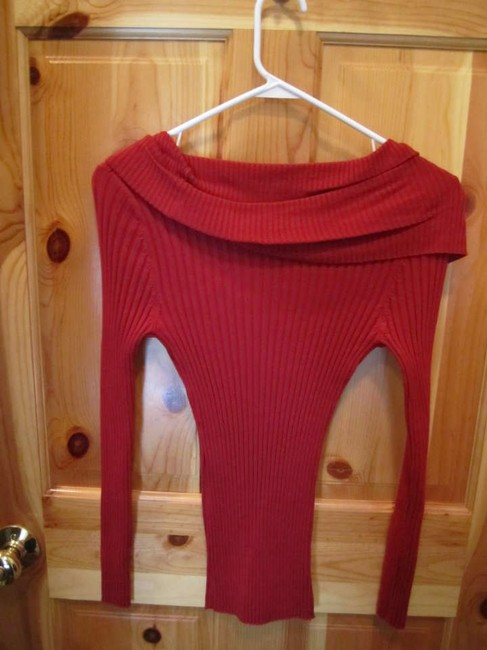Love Always Fitted Figure Flattering Cowl Sweater