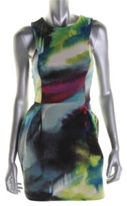 Multicolor Maxi Dress by Backstage