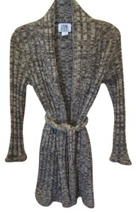Starr C.C.C. Belt Long Knit Cardigan