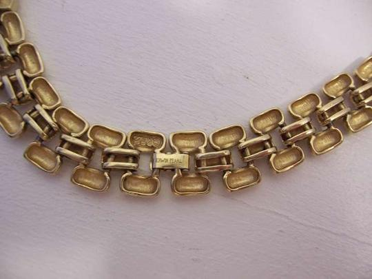 Other Erwin Pearl Brass Link Choker