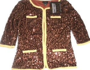 Chic Imon Button Down Shirt Golden
