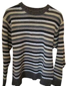 Gap Lambswool Stripe Soft Sweater