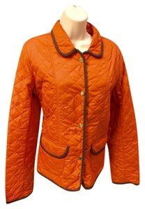 Peck & Peck Orange Jacket