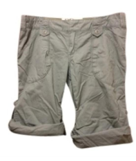 Roxy Multi-pocket Cuffed Cargo Shorts grey