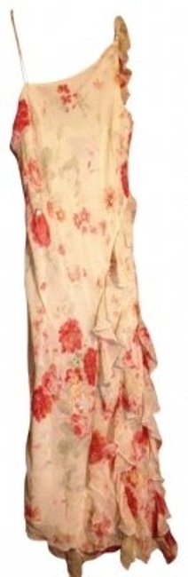 Preload https://item2.tradesy.com/images/express-beige-polyestersilk-long-night-out-dress-size-10-m-35676-0-0.jpg?width=400&height=650