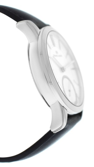 Maurice Lacroix Maurice Lacroix Pontos Small Seconds PT7518 Steel Manual Wind Watch