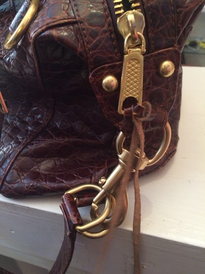 Rebecca Minkoff Satchel in Brown