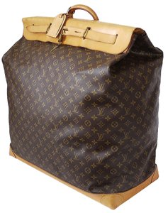 Louis Vuitton Limited Edition Special Order Brown Travel Bag