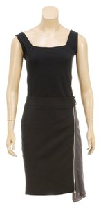 Karen Millen Skirt Gray/Black