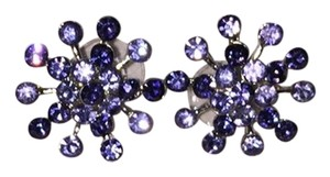 Custum design starburst earrings