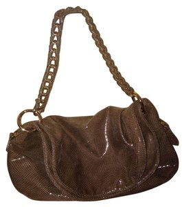 deux lux Chain Zipper Shoulder Bag