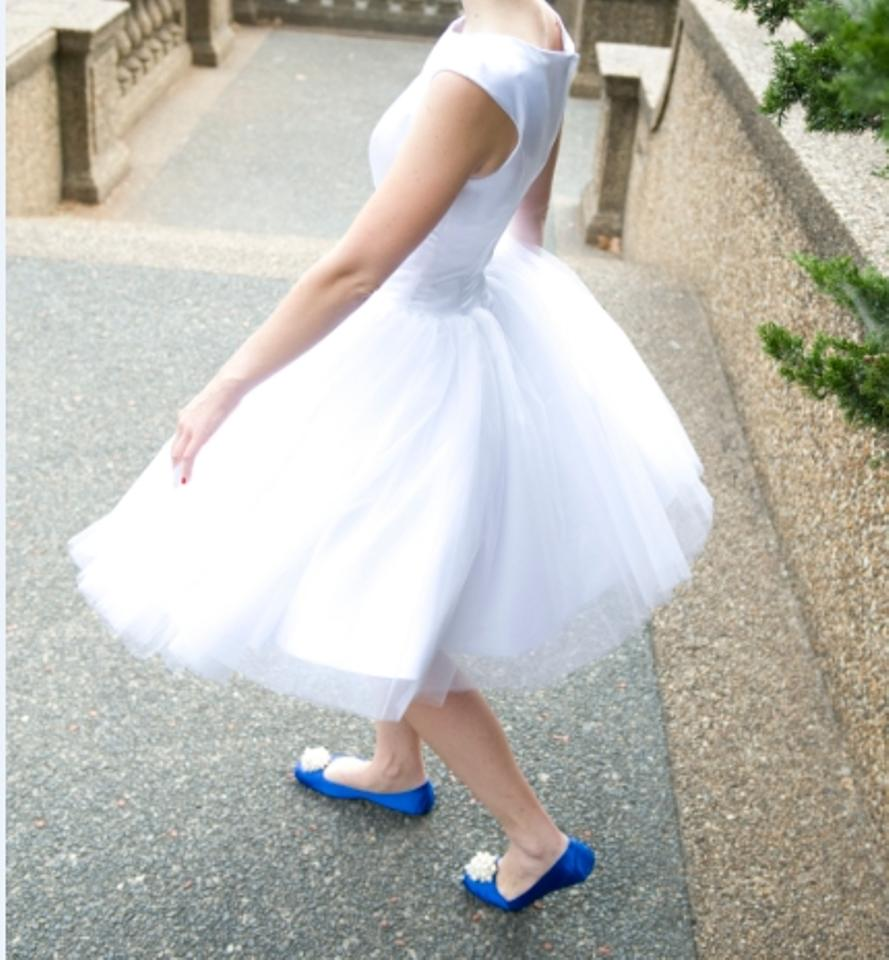 Light In The Box Ball Gown Bateau Knee Length Wedding