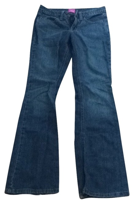 The Limited Boot Cut Jeans-Light Wash