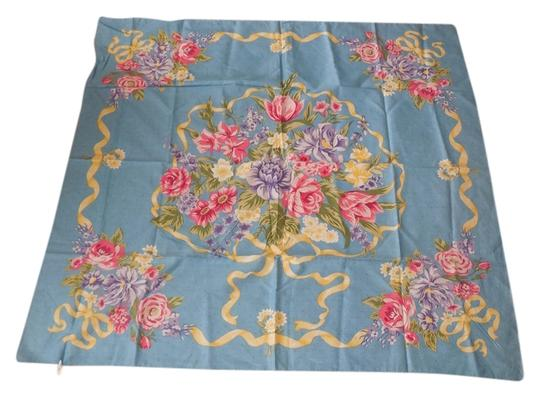 Preload https://item3.tradesy.com/images/talbots-light-blue-with-flowers-floral-cotton-scarfwrap-3570442-0-0.jpg?width=440&height=440