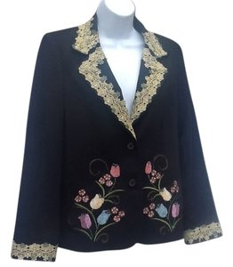 Forwear New Year Black Blazer