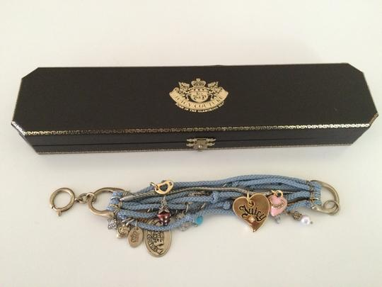 Juicy Couture Juicy Couture multi strand charm bracelet