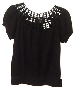 LeCroix Top Black