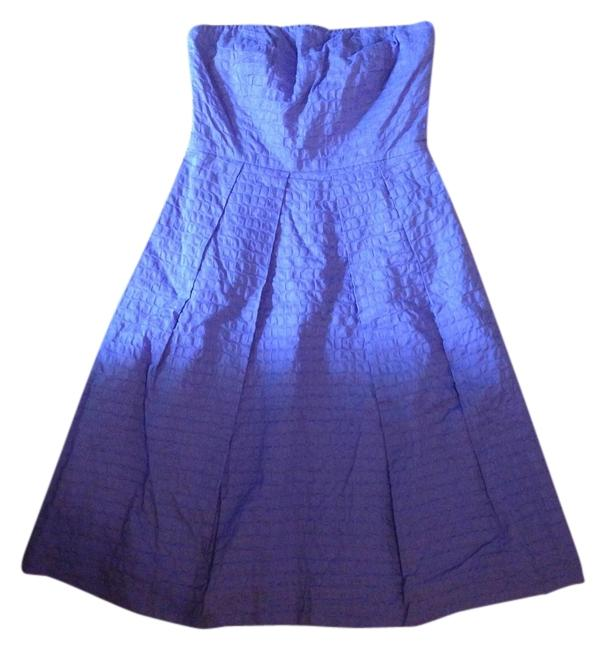 J.Crew short dress Lavender on Tradesy