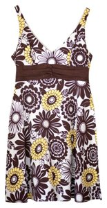 B. Smart short dress Brown on Tradesy